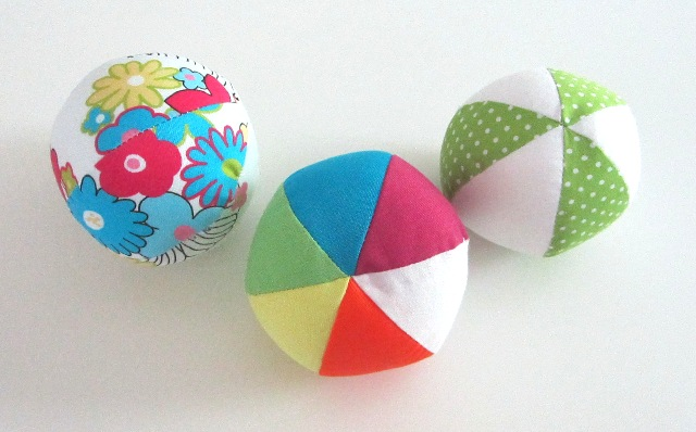 sew ball toy tutorial
