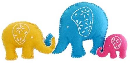 lucky elephants toy