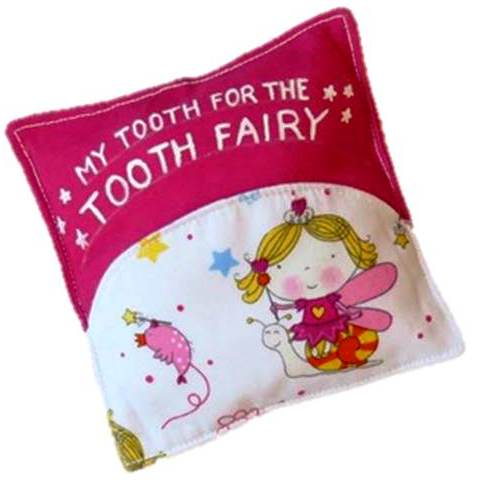 tooth pillow sewing free pattern and tutorial